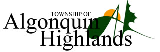 Township of Algonquin Highlands logo